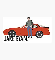 Sixteen Candles - Jake Ryan Photographic Print