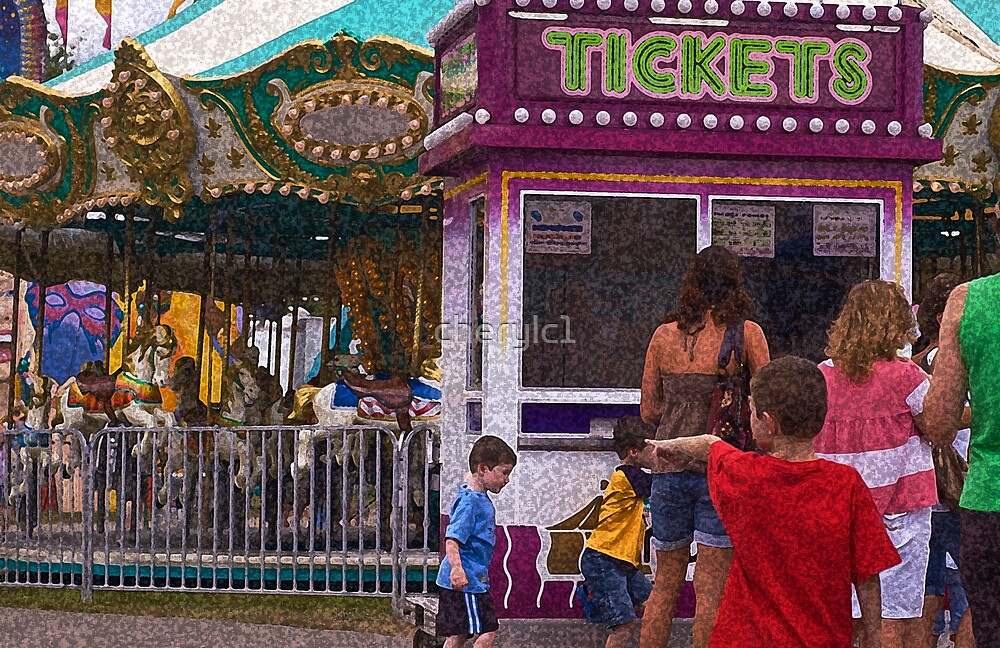 The fair is in town!! by cherylc1