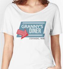 Granny's Diner - Érase una vez Camiseta ancha