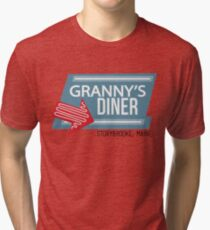 Granny's Diner - Once Upon a Time Tri-blend T-Shirt