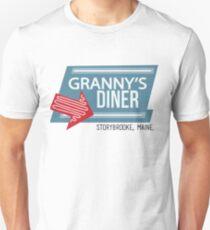 Granny's Diner - Érase una vez Camiseta ajustada