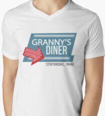 Granny's Diner - Once Upon a Time Men's V-Neck T-Shirt