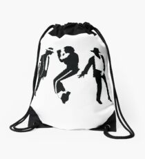 Michael Jackson Drawstring Bag
