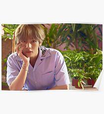 "Póster BTS-Love ""Her"" ~ Taehyung"