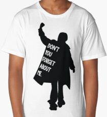 Breakfast Club - Don't you forget about me Long T-Shirt