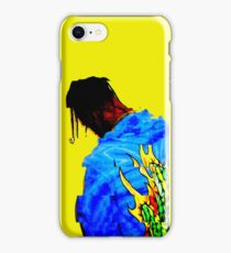 Travis Scott Rodeo Glitch iPhone Case/Skin