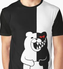 Danganronpa Monokuma Graphic T-Shirt
