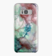 Colorful watercolor abstraction Samsung Galaxy Case/Skin