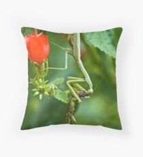 Cannibalism Throw Pillow
