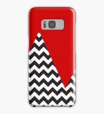 Chevron Mountains ;;;;;) Samsung Galaxy Case/Skin