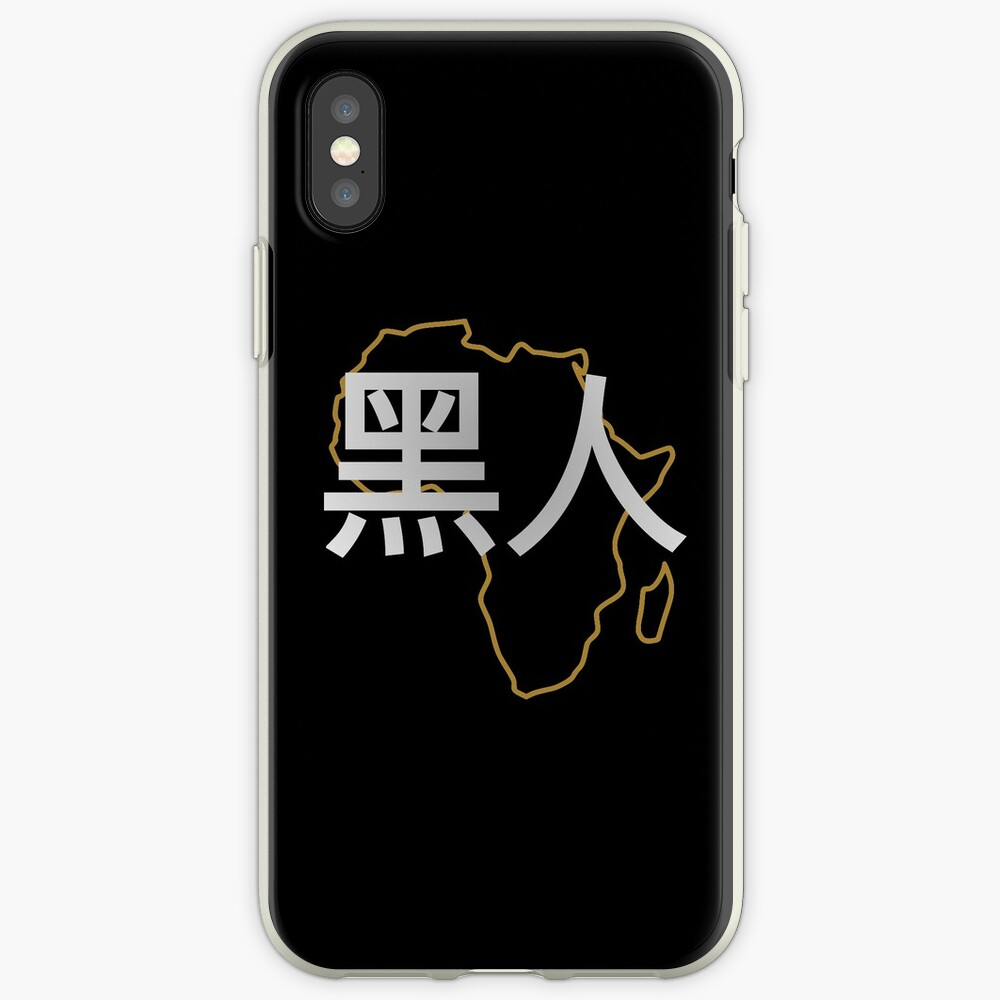 Blasian (Chinese) Third Culture Series iPhone Case & Cover