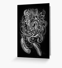 Happy Dream Catcher  Greeting Card