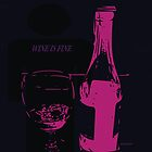 Wine Is Fine:  Wine Lovers by Marianne Madson