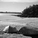 Upturned  by Of Land & Ocean - Samantha Goode