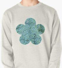 Green Broccoli Florets Pullover