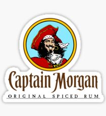CAPTAIN MORGAN Sticker