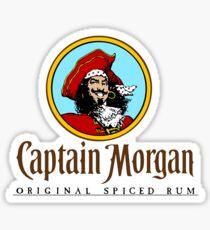 CAPTAIN MORGAN Sticker