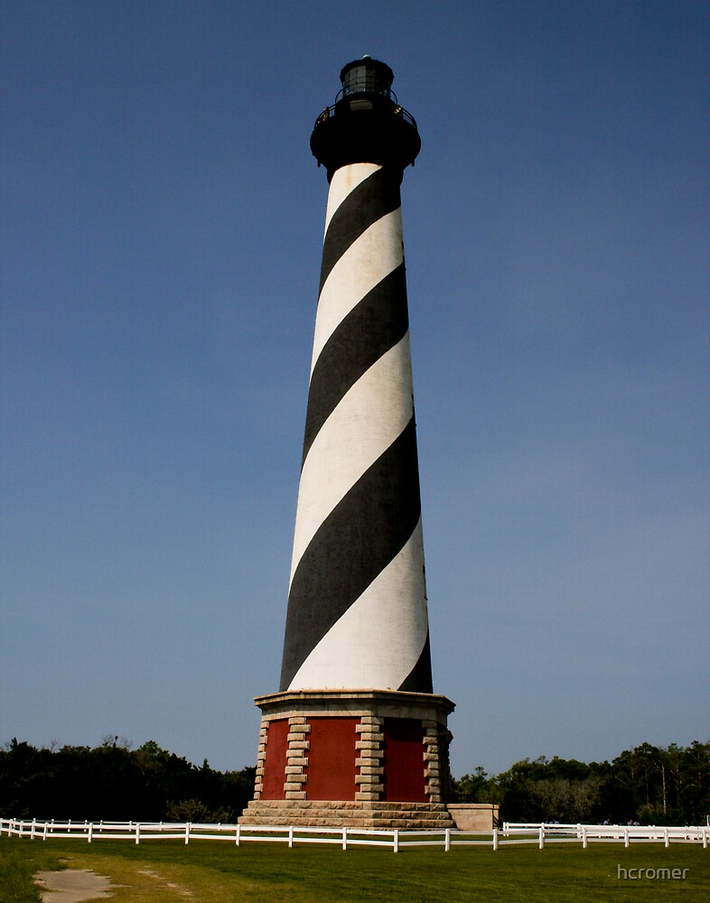Hatteras Lighthouse by hcromer