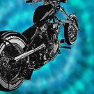 biker blues by mindgoop