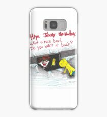 Rolf as Pennywise Samsung Galaxy Case/Skin