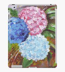 Hydrangeas in Acrylic iPad Case/Skin