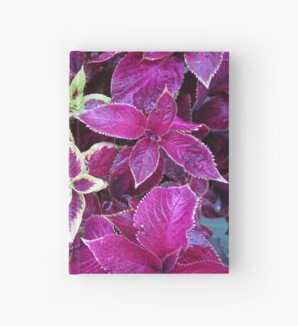 Herbst Coleus Notizbuch