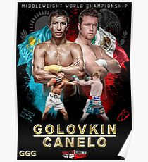 middleweight championship Poster