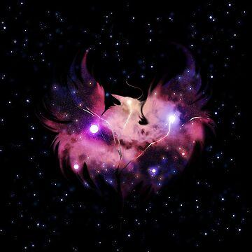 Phoenix Galaxy by pearlphoenix