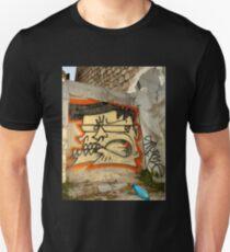 Snarky Man on Jerusalem Wall T-Shirt