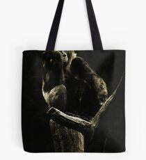 Captive King Tote Bag