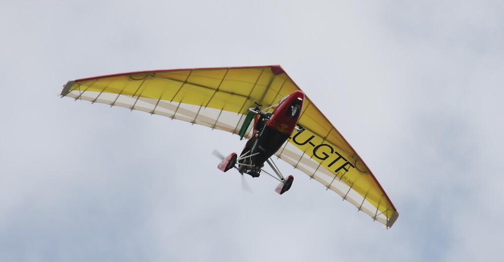 Overhead - Trike #2 by Paul Lindenberg