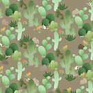 Cactus pattern by dcrownfield
