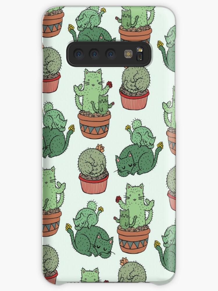 «Gatos de Cactus» de dcrownfield