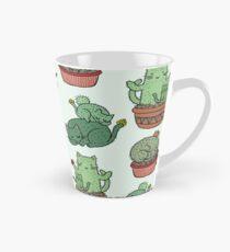 Kaktus Katzen Tasse (groß)