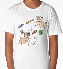 STEM Pugs Long T-Shirt