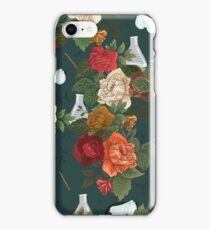 Chemistry Floral iPhone Case/Skin