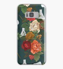 Chemistry Floral Samsung Galaxy Case/Skin