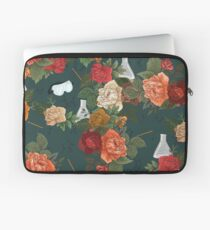 Chemistry Floral Laptop Sleeve