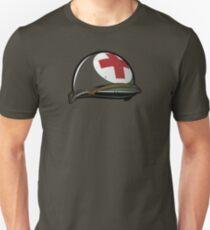 Army Medic Helmet T-Shirt