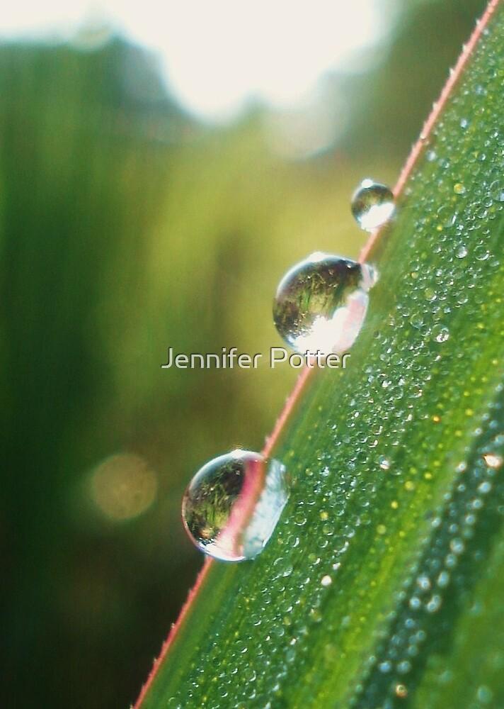 Beads by Jennifer Potter