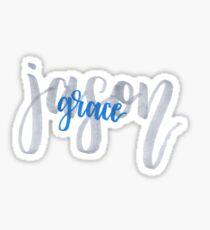 Jason Grace, Son of Jupiter Sticker