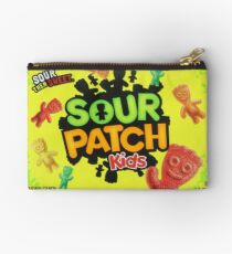 Sour Patch Kids candy package front Studio Pouch