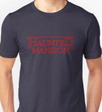 Haunted Mansion X Stranger Things T-Shirt