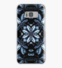 Metallic Leaves Mandala Samsung Galaxy Case/Skin