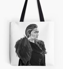 Victorious Queen of the North Tote Bag