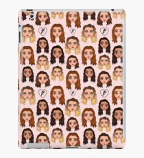 Chibi Pattern LM Touch iPad Case/Skin