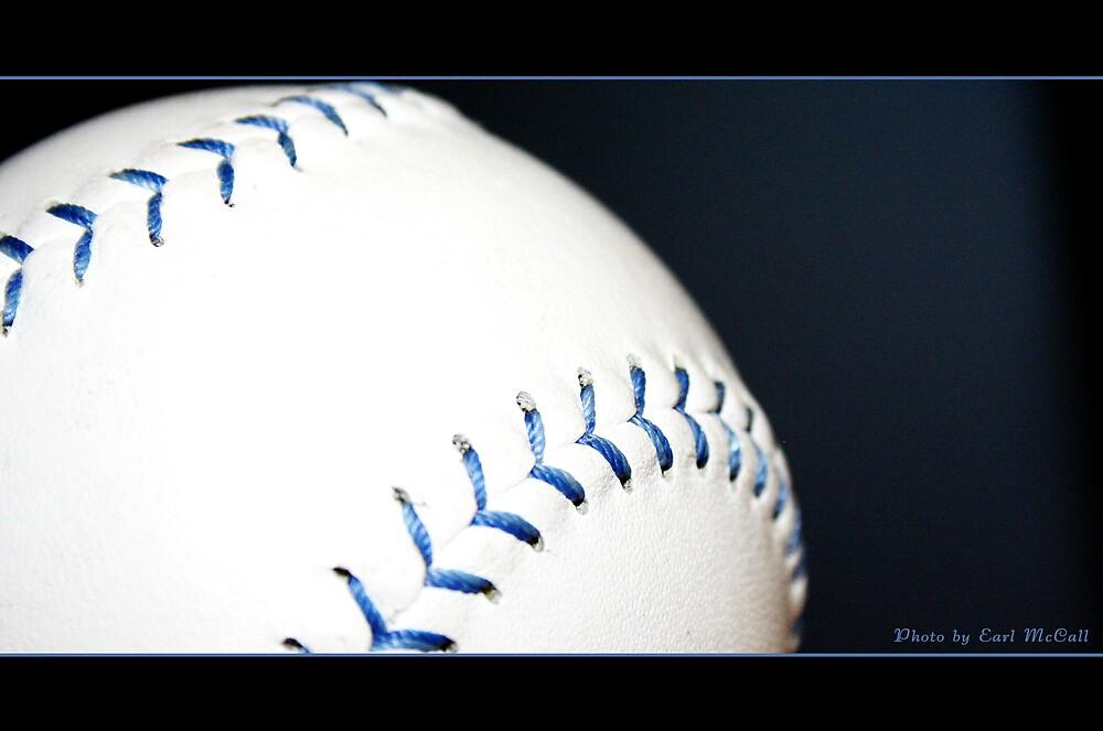 lets play ball by Earl McCall