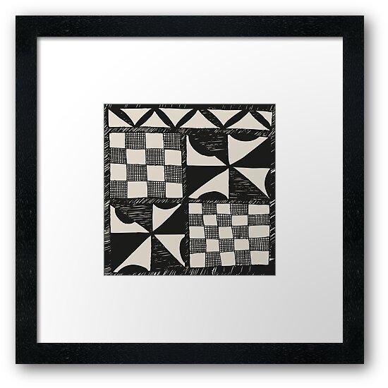 Tapa Cloth Pattern | Pacifica Pattern\
