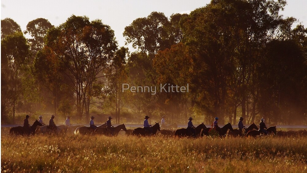 The shift by Penny Kittel
