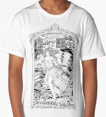 Fairy One, Dark Backgrounds Long T-Shirt